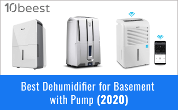 best Dehumidifier for Basement with Pump