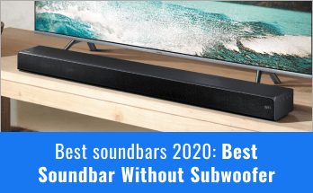 Best Soundbar Without Subwoofer