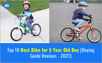 Best Bike for 5 Year Old Boy